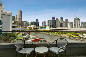 Melbourne Holiday Apartments Flinders Wharf, Melbourne