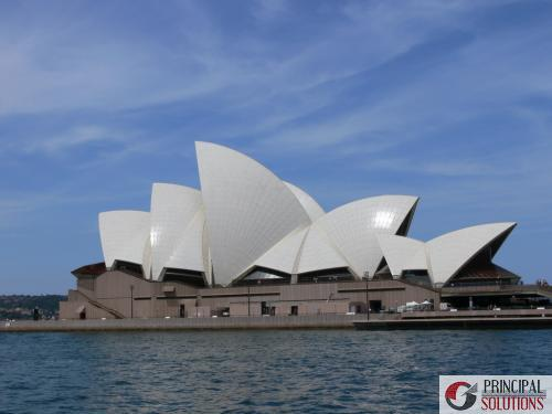 Sydney Opera - Photo taken from habour side